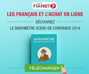 Télécharger le baromètre Les Français et l'achat en ligne